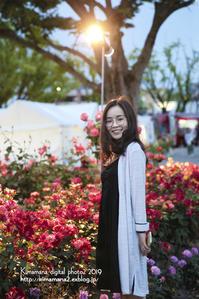福山ばら祭り2019での出会い!-7 - 気ままな Digital PhotoⅡ