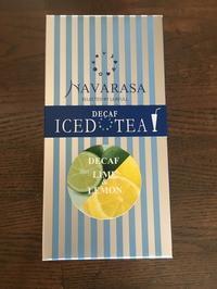おうちで簡単、「NAVARASA(ナヴァラサ)」のおいしいアイスティー - くちびるにトウガラシ