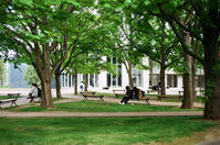 北星学園大学キャンパスと貴重図書の借り出し - 照片画廊