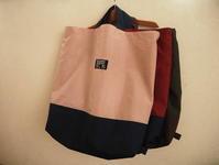 ナップサックタイプのプールバッグは3色♪ - micco yucco