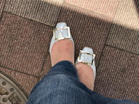 最近のお靴事情 - おしゃれを巡る冒険