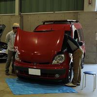 カングー1/ph2/MTアーシングインプレ - 「ワッキーの自動車実験教室」 ワッキー@日記でごじゃる