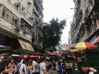 下町へふらり 新填地街の青空市場へ - 日日是好日
