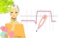 vol.04 妊活にとっての健康なカラダとはせんねん灸妊活サイト - まゆみん MAYUMIN Illustration Arts