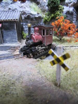 はしれけいべん - 鉄道少年の日々
