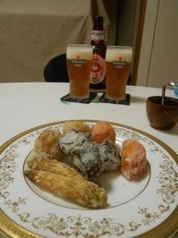 片栗粉だけで揚げてみました。 - のび丸亭の「奥様ごはんですよ」日本ワインと日々の料理