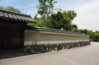 丸い築地塀 - Taro's Photo