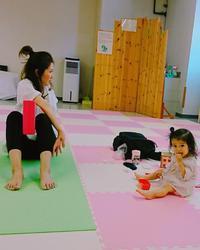 ママヨガ👶ママとお... - emi yoga (エミ ヨガ)始めます(^-^)