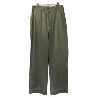 MILITARY PANTS - the poem clothing store