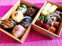 お漬け物寿司のお弁当 - ほんわか~ゆったり