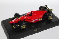 1/64 Kyosho Ferrari F1 3 412 T1 1994 - 1/87 SCHUCO & 1/64 KYOSHO ミニカーコレクション byまさーる