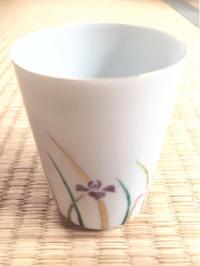 東哉の湯飲み茶碗 - 白雪ばぁばのかんづめ