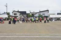 運動会総練習2 - 当麻小学校ブログ『校長つれづれ日記』