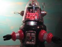 大阪ブリキメカナイズロボットヤフオクに出品します。 - LOVE DYNAMIC