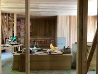 smileの家進捗状況7 - 国産材・県産材でつくる木の住まいの設計 FRONTdesign  設計blog