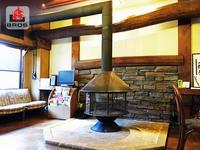 奈良県奈良市薪暖炉煙突掃除 - BROS.奈良ブログ