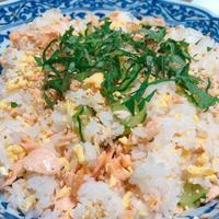 「きのう何食べた?」の鮭と卵のまぜ寿司を作りました。 - あれも食べたい、これも食べたい!EX