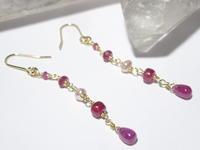 新作ピアス - Iris Accessories Blog