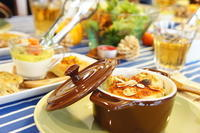 7月のお料理教室のお知らせ -  川崎市のお料理教室 *おいしい table*        家庭で簡単おもてなし♪