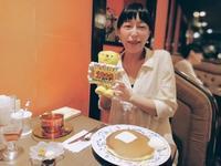 旅人も常連さんもサプライズ♡ - 菓子と珈琲 ラランスルール 店主の日記。