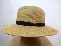 ペーパー中折れロングブリム - 帽子店 Chapeaugraphy