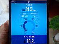 N-VAN 6MT 5月の燃費 - 煩voyage