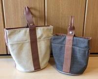 HERMEScanvashandbag - carboots