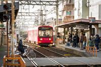 大阪府大阪市「阪堺電気軌道電車」 - 風じゃ~