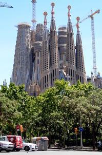 スペイン旅行③バルセロナ - つれづれ日記