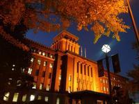 横浜市中区日本大通の文化財 - 神奈川徒歩々旅