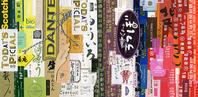 """生活感分布調査""""帖"""":p.18-p.19「銘柄ストライプ type_A」#3 - maki+saegusa"""