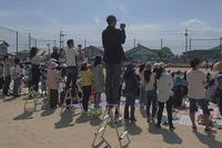 運動会日和は日焼けの日 - スポック艦長のPhoto Diary