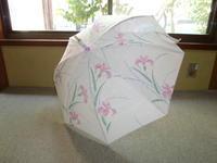 ナチュラルな白の魅力 - 日傘 用の美を求めて