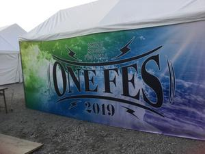 20190512 Live at 富山 ONE FES 2019 - ちよんのブログ『好きに喰わせろっ!!!』