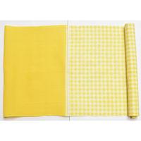9652回 綿絽三尺帯黄色三の字 - 今日の凧人
