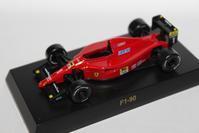 1/64 Kyosho Ferrari F1 3 F1-90 1990 - 1/87 SCHUCO & 1/64 KYOSHO ミニカーコレクション byまさーる