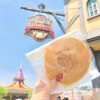 【ディズニー】食べ歩きにぴったり!可愛くてお腹も満たされるパンケーキサンド♡ - ひめぴょんぶろぐ