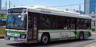 千葉内陸バス 2SG-HL2ASBP - 研究所第二車庫