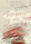 Cy Twombly: Poster project, 1980 ポスター - Satellite