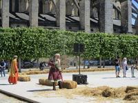 中世祭りの動物たち - フランス Bons vivants des marais Ⅱ