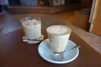 HEY COFFEEさんでホットラテ - *のんびりLife*