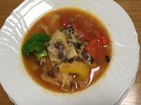 トマトスープ - なんちゃってグルメ