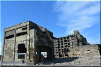 軍艦島(端島)2 - 北海道photo一撮り旅