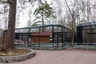 2019/05/03-05 ノボシビルスク動物園8 ホッキョクグマ舎周辺 - 墨色の鳥籠