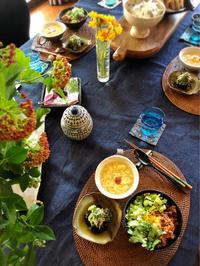 春の料理教室旬の新玉ねぎ料理3点盛り - Coucou a table!      クク アターブル!