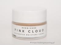 Herbivore「Pink Cloud Rosewater Moisture Creme」 - 深川OLアカミミ探偵団