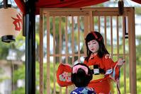 お旅まつり・子ども歌舞伎封印切の場の壱 - ちょっとそこまで