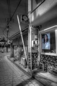 鞆の浦散策4 - ぽとすのくずかご
