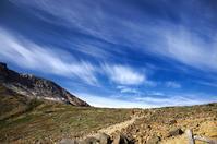風と雲と稜線と - カメラを持って出かけよう