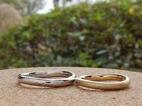 ニコチャンの結婚指輪 岡山 - 工房Noritake